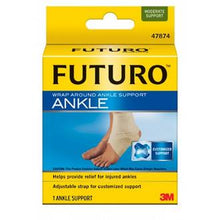 Load image into Gallery viewer, FUTURO WRAP AROUND ANKLE SUPPORT - MEDIUM