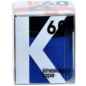 D3 KINESIOLOGY TAPE TWIN PACK - BLUE & BLACK