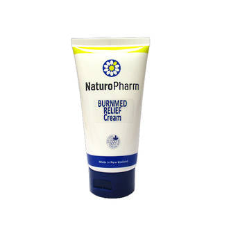 NATURO PHARM BURNMED RELIEF CREAM 100G