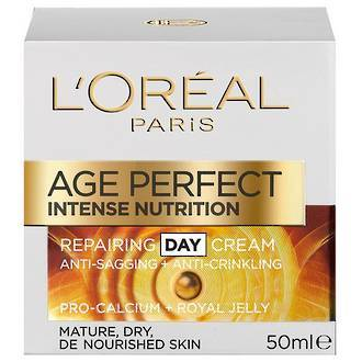L'OREAL AGE PERFECT INTENSE NUTRITION DAY CR 50ML