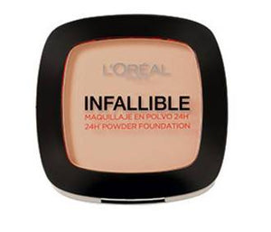 L'OREAL PARIS INFALLIBLE POWDER