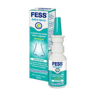 FESS® Eucalyptus Nasal Spray 30ml