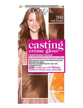 L'OREAL PARIS CASTING CREME GLOSS 700 DARK BLONDE