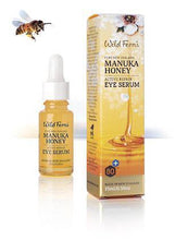 Load image into Gallery viewer, Wild Ferns Manuka Honey Active Repair Eye Serum 15ml