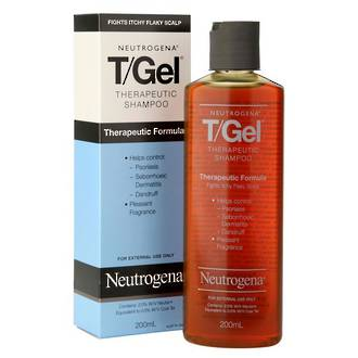 NEUTROGENA T/GEL THERAPEUTIC SHAMPOO 200ML