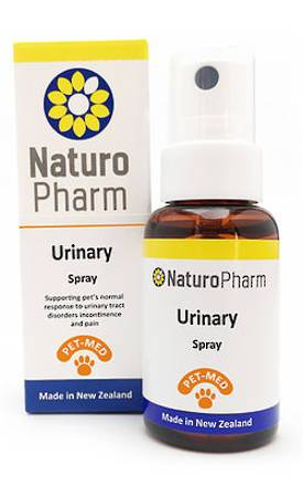 Naturo Pharm Pet-Med Urinary Spray 25ml