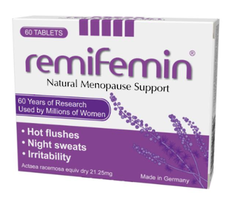 Remifemin Natural Menopause Support 60 TAB