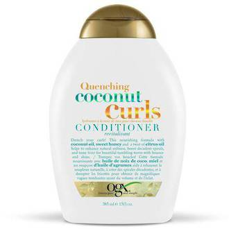 ORGANIX QUENCHING COCONUT CURLS CONDITIONER 385ml