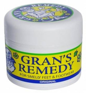 Grans Remedy 'Original' Foot Powder 50g