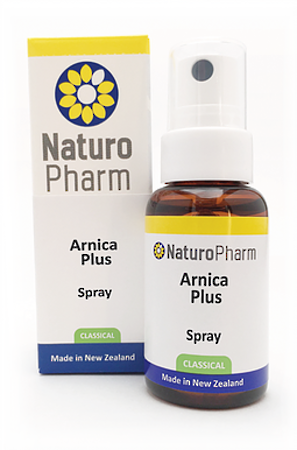 NATURO PHARM ARNICA PLUS SPRAY 25ML