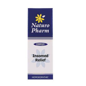 NATURO PHARM INSOMED 120 TABLETS