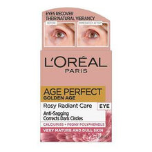 Load image into Gallery viewer, L'OREAL PARIS AGE PERFECT DAY GOLDEN AGE EYE CREAM 15ML