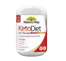 Load image into Gallery viewer, Natures Way KetoDiet MCT Powder 120g