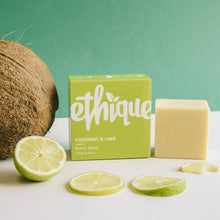 Load image into Gallery viewer, Ethique Coconut & Lime Butter Block