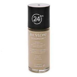 REVLON COLORSTAY MAKEUP COMBINATION/OILY SKIN-BUFF