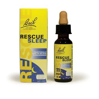 BACH RESCUE REMEDY SLEEP DROPS 10ML