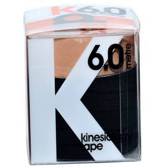 D3 KINESIOLOGY TAPE TWIN PACK - BLACK & BEIGE