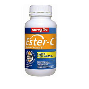 NUTRA-LIFE ESTER-C 500MG CHEWABLES 120 TABLETS