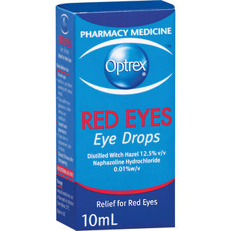 Optrex Red Eyes 10ml