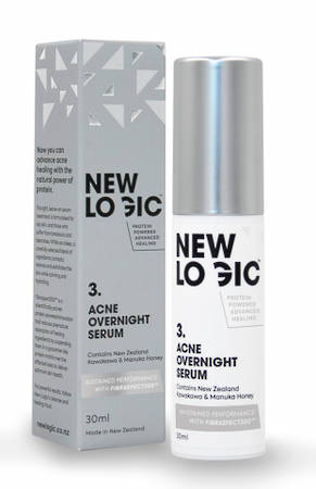 New Logic Acne Overnight Serum 30ml