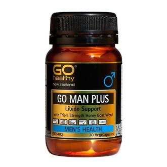 GO MAN PLUS 30 CAPSULES