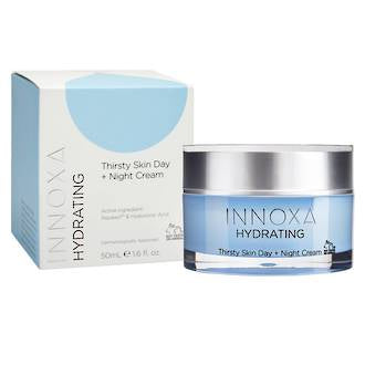 INNOXA HYDRATING THIRSTY SKIN DAY & NIGHT CREME 50ML