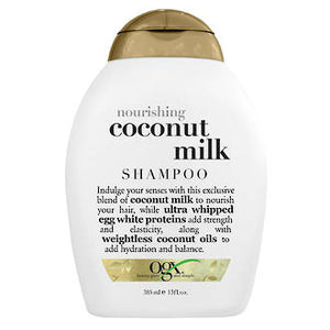 ORGANIX NOURISHING COCONUT MILK SHAMPOO 385ML