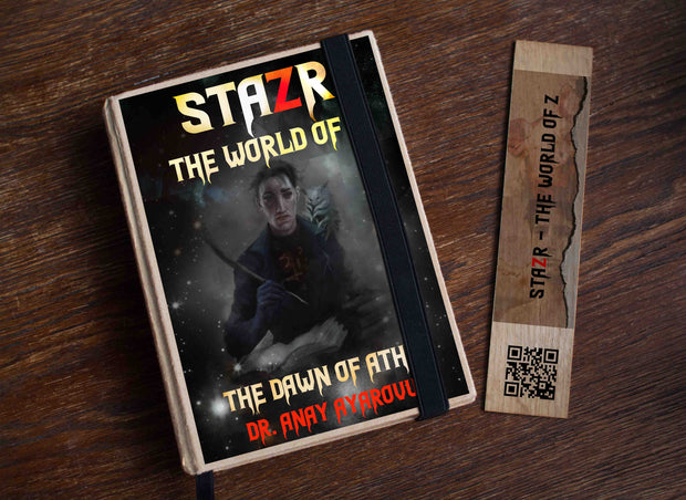 STAZR The World Of Z: The ChoZen One, book 1 by Dr. Anay Ayarovu