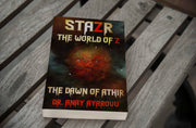STAZR The World Of Z by Dr. Anay Ayarovu The Dawn Of Athir Paperback