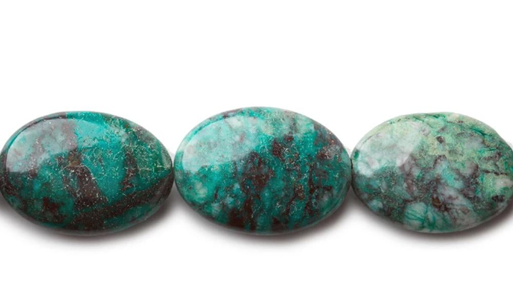 Chrysocolla - Benefits and Properties-Adrian Jade