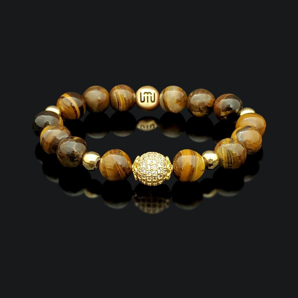 Tiger Eye Empress Bracelet-Adrian Jade