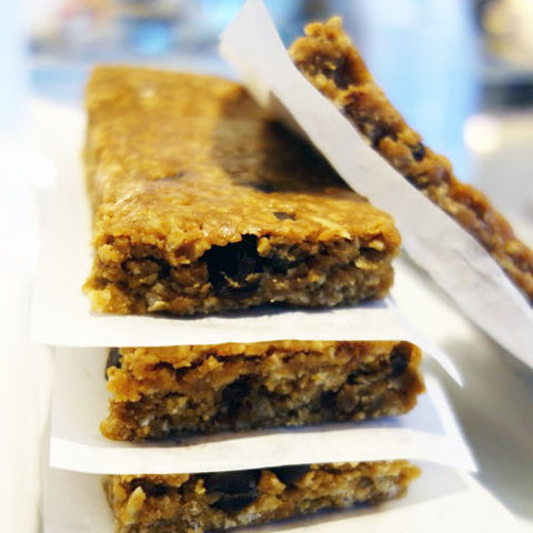 Peanut Butter Boost Bar