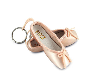 Bloch Mini Keychain