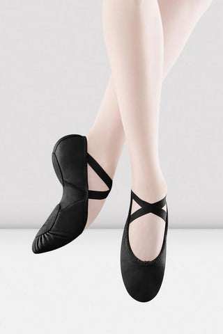 Adult Prolite II BLACK Hybrid Ballet Shoe