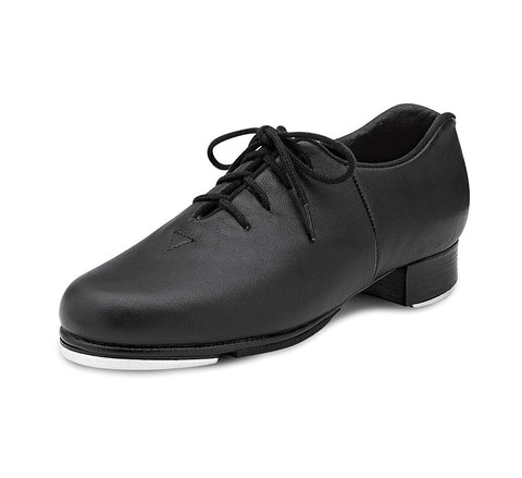 Audio Lace Up Leather Jazz Tap Shoe
