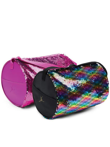 Flip Sequin Dance Duffel