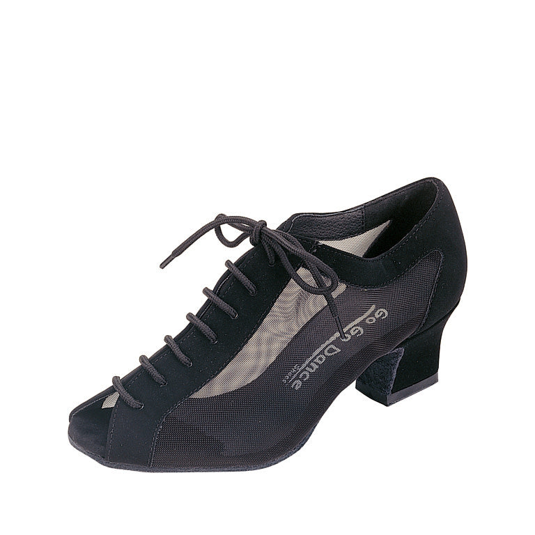 Lace up Bootie Practice Ballroom Shoe