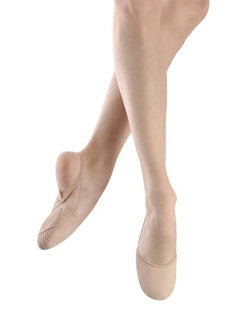"Women's Leather Bloch ""Eclipse""  Half Sole Slipper"