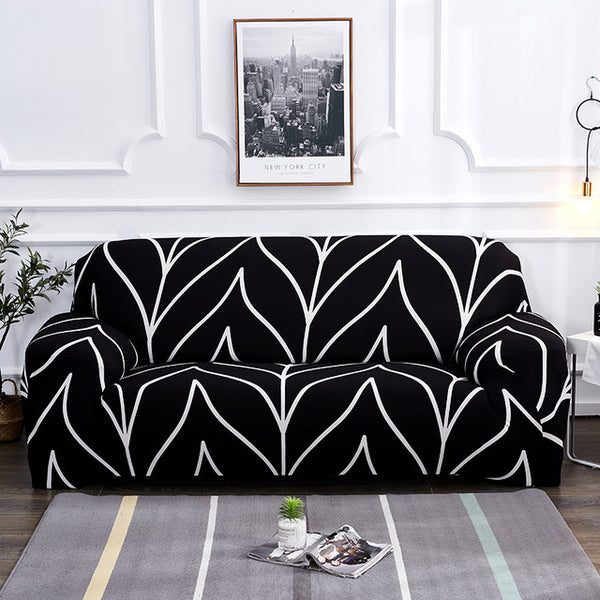 Sofa Cover for Living Room Couch Cover L shape Armchair Cover Single/Two/Three seat
