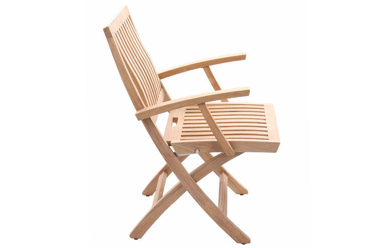Nantucket Bay Teak Dining Chair