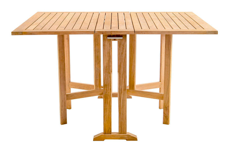 "Nantucket Bay Rectangular Gate Leg Table 50""x41"""