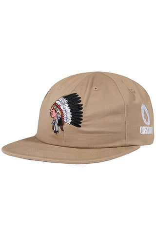 Obsidian First Citizen Khaki Snapback