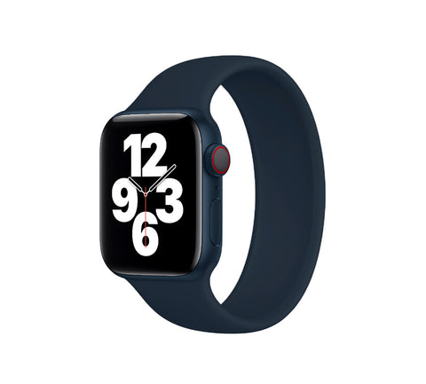 solo loop band for apple watch