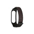 Woven Nylon Strap for Samsung Galaxy Watch Active 40mm/Samsung Gear Sport/Samsung Galaxy Watch 42mm/Gear S2 20mm (Hibiscus)