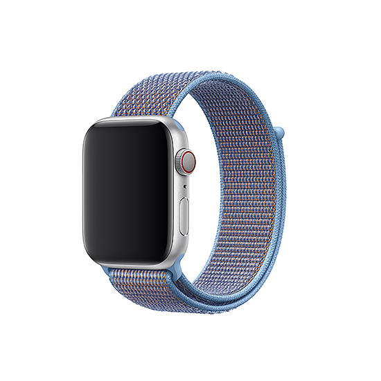 Woven Nylon Strap For Apple Watch-Camel (42/44mm) - CellFAther