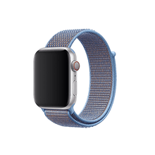 Load image into Gallery viewer, Woven Nylon Strap For Apple Watch-Smokey Mauve (38/40mm) - CellFAther