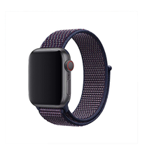 Load image into Gallery viewer, Woven Nylon Strap For Apple Watch-Khaki (42/44mm) - CellFAther