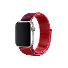 Load image into Gallery viewer, Woven Nylon Strap For Apple Watch-Lilac (38/40mm) - CellFAther
