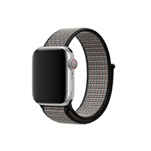 Load image into Gallery viewer, Woven Nylon Strap For Apple Watch-Cape Code Blue (42/44mm) - CellFAther