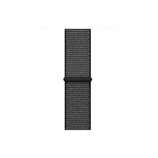 Woven Nylon Strap For Apple Watch- Dark Olive (42/44mm) - CellFAther